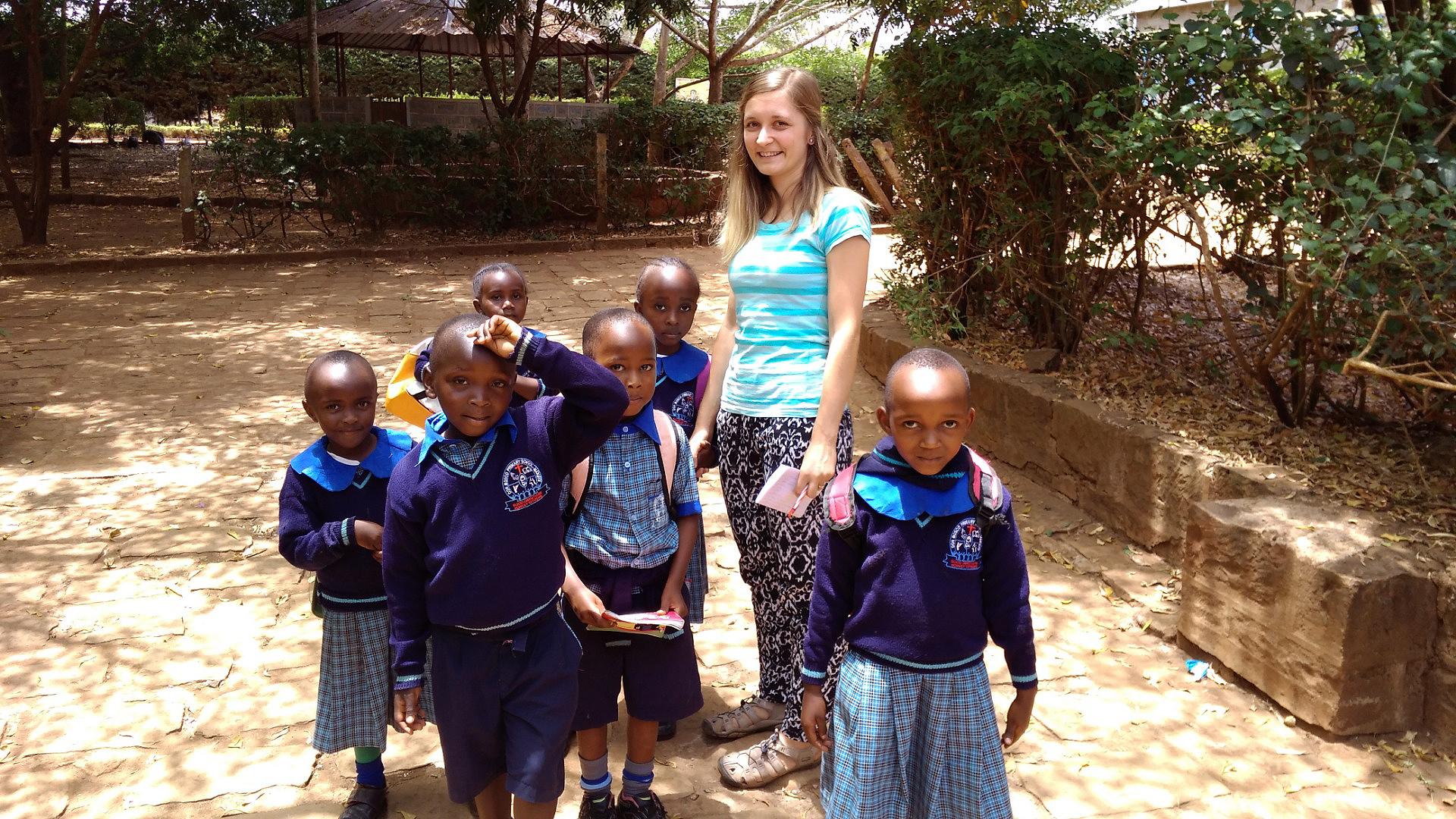 V Keni začaly prázdniny
