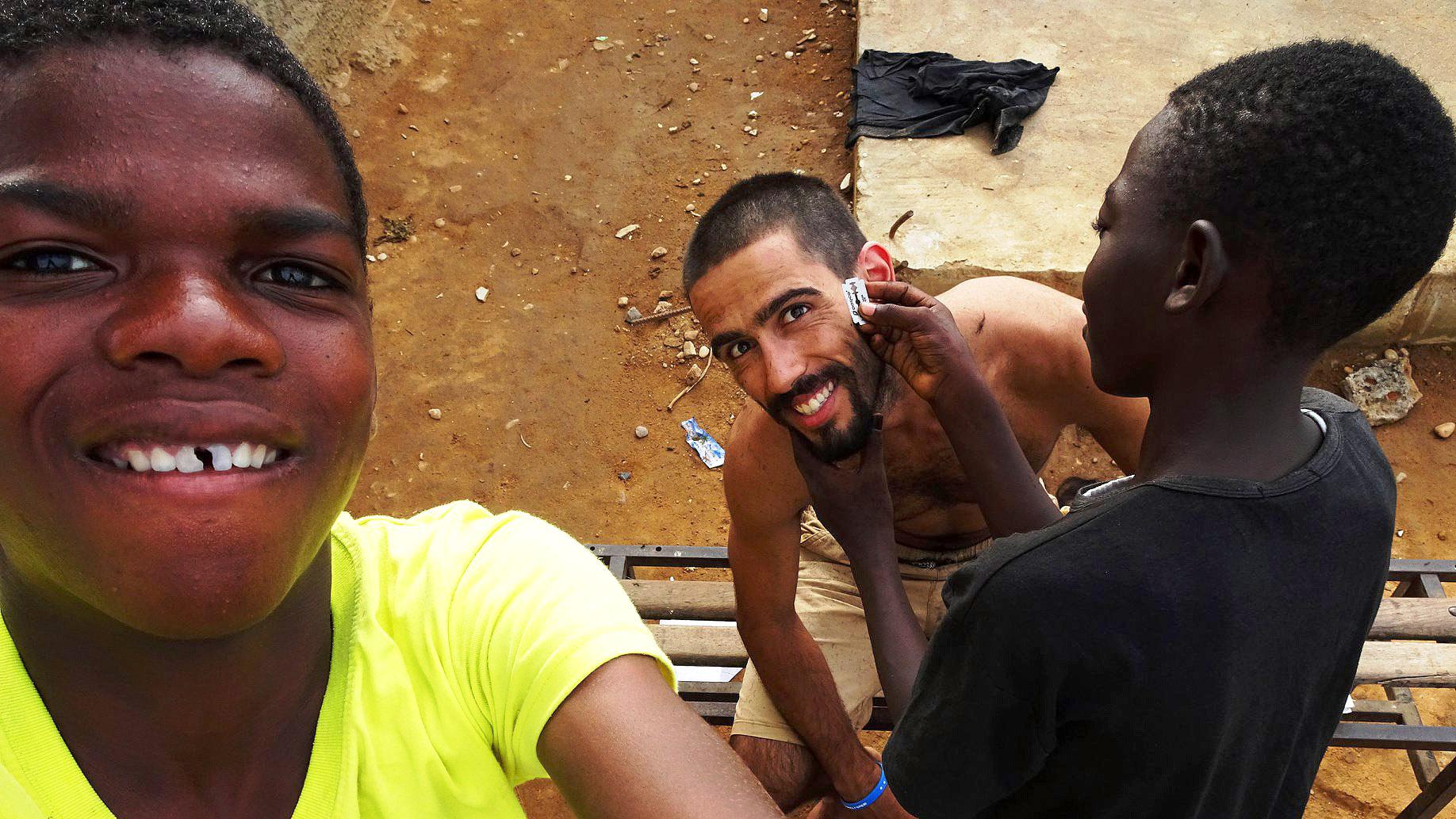 Když mě brali do Angoly…
