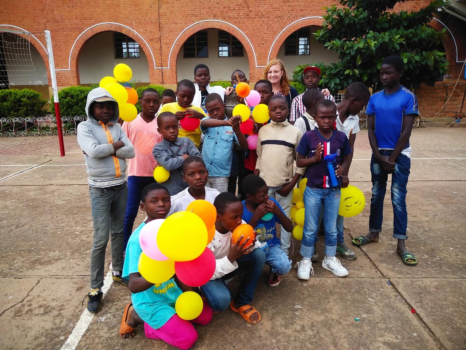 Neobyčejné příběhy obyčejné dobrovolnice v Kongu