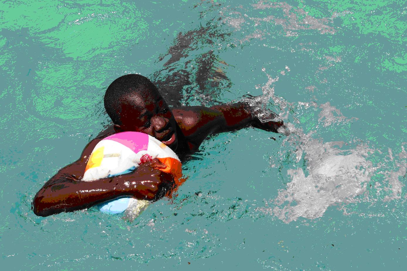 Bazénová radost