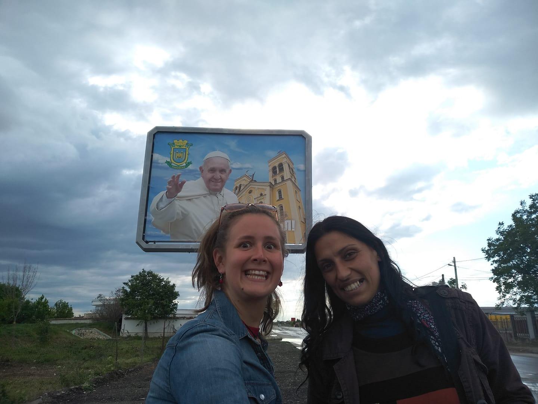 Papež František v Bulharsku a jiné příjemnosti